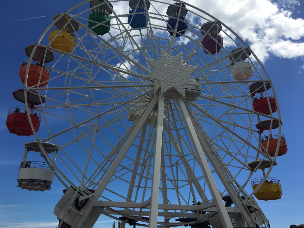 [西班牙巴塞隆納景點]大人小孩都愛的Tibidabo遊樂園 一整天玩不夠