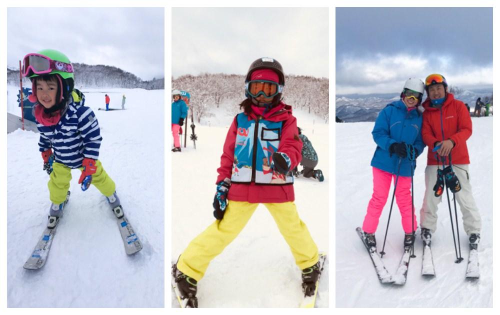 [日本親子滑雪]北海道二世谷 Hanazono滑雪學校 環境 師資 課程 費用(錢錢3歲&朱寶6歲)