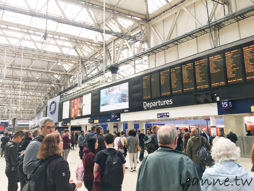 英國親子旅行搭火車好簡單 帶小孩如何從倫敦出發搭英國火車 如何省錢