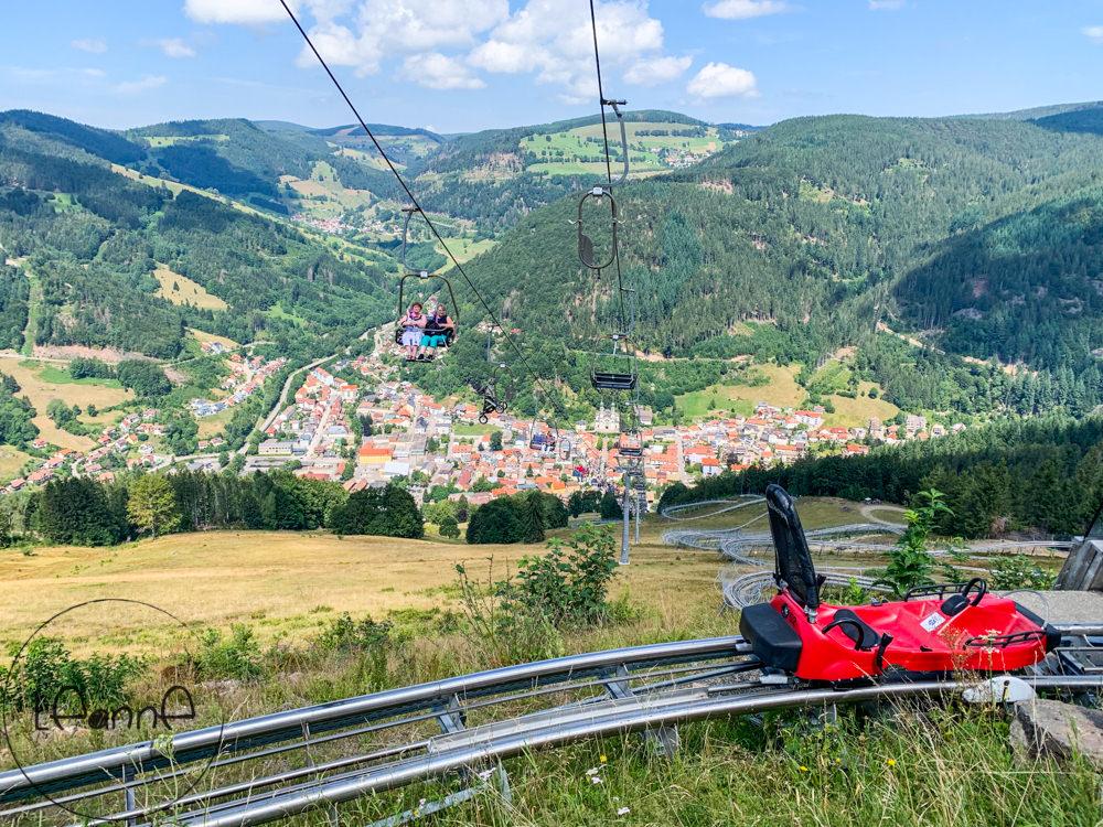 [黑森林一日行程]享用小紅卡優惠玩飛車、搭纜車、Fundorena爬高高,省很大