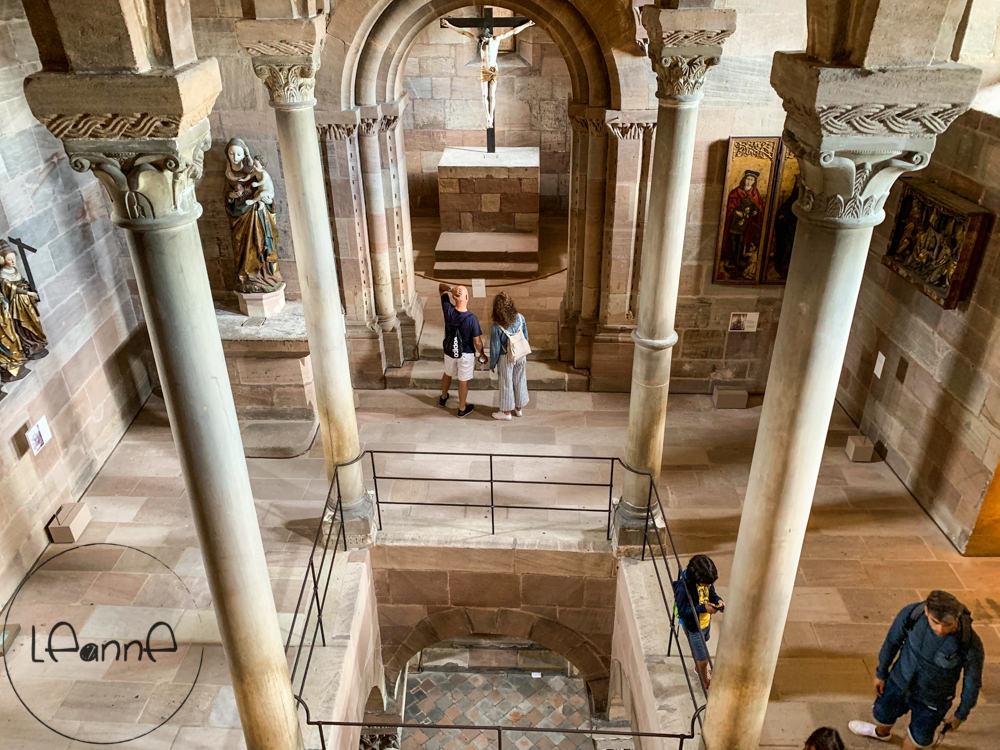 [德國景點]拜訪紐倫堡城堡 神聖羅馬帝國國王們的家 附近的冰淇淋店千萬別錯過