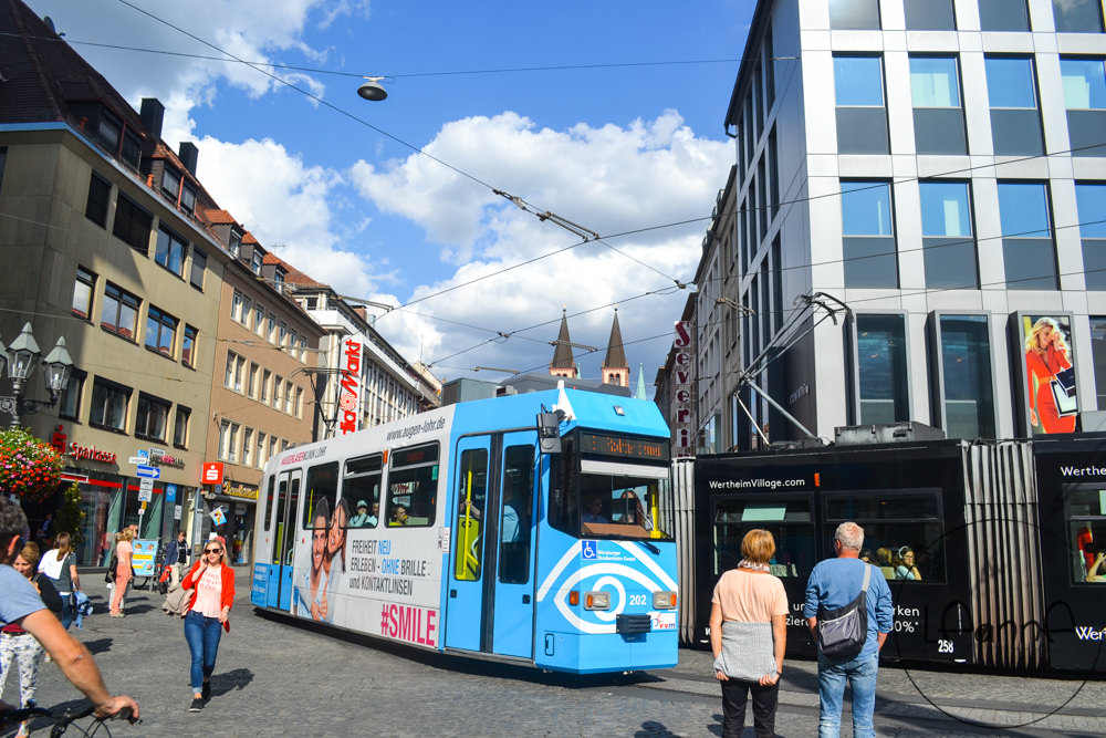 [德國親子]烏茲堡一天行程規劃 從羅騰堡出發 再回到紐倫堡