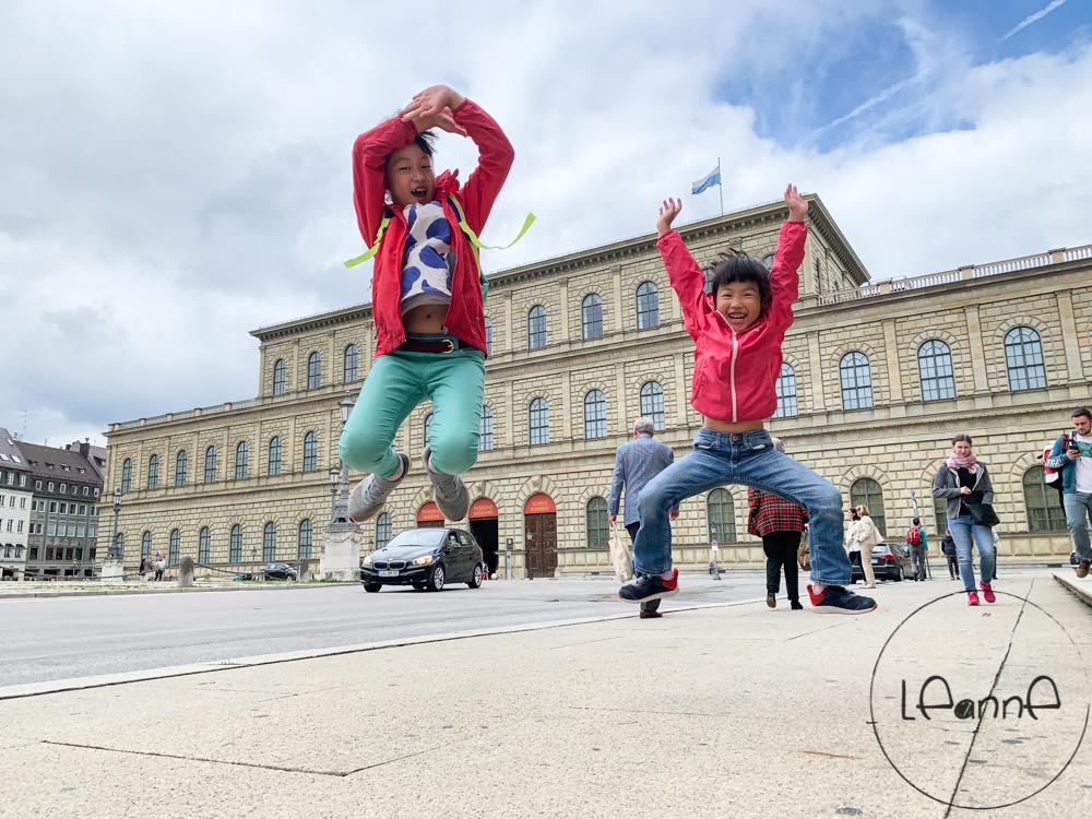 [德國景點]慕尼黑王宮 市區雨天行程 欣賞巴伐利亞輝煌又華麗的歷史遺跡