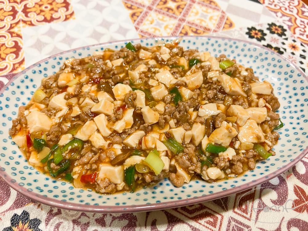 [小學生便當]做法超級簡單的麻婆豆腐 不辣版本深得女兒心